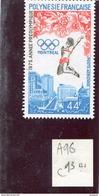 POLYNESIE FRANCAISE-N° A96- Sports Année Préolympique -Neufs Sans Char -TTB Cote 13.4euros - Neufs