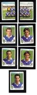 Calciatori Panini 1997-1998 - Brescia 7 Figurine - Panini