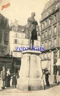 75 - Paris - Statue De Beaumarchais - Standbeelden