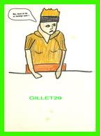 ILLUSTRATEUR, SOREN FALK - AHR, ETES VOUS AU BON SOIN - AHR, HUOR ER DU ET HELDIGT SUIN ! - GO-CARD 2000 No 4992 - - Illustrateurs & Photographes
