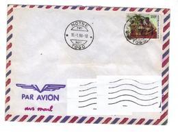 Marcofilia Togo - Busta Affrancata N. 1 - Francobolli, Stamps, Timbres, Sellos,  Briefmarken - Togo (1960-...)