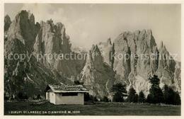 43502603 Trentino Dirupi Di Larsec Da Ciampedie Trentino - Italia