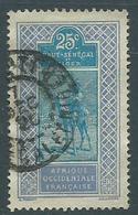 Haut Senegal Niger Yvert N°25 - Upper Senegal And Nigeria (1904-1921)