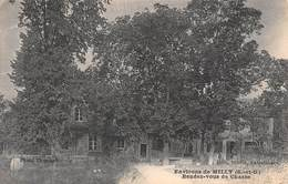 91 - Milly - Environs - Beau PLan D'un Rendez-Vous De La Chasse - Autres Communes