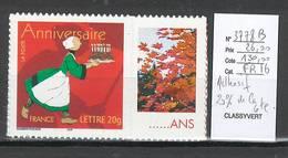 FRANCE - 2005 - 20 % DE LA COTE -Becassine- Adhesive Yvert 3778B - France