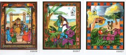 MICRONESIE  1998 ANCIEN TESTAMENT YVERT N°B42/44 NEUF MNH** - Micronesia