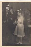 """UKRAINE. #1603 A PHOTO. """"WEDDING. WIFI AND BRIDE. LACE DRESS.  *** - Proiettori Cinematografiche"""