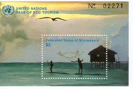 MICRONESIE  2002 ANNEE DU TOURISME  YVERT N°B111 NEUF MNH** - Vacances & Tourisme