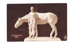 POSTCARD-SCULPTURES-SEE-SCAN - Sculptures