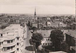 VILLEFRANCHE-SUR-SAONE (69). Panorama Sur La Ville. Au Fond L'Eglise - Villefranche-sur-Saone