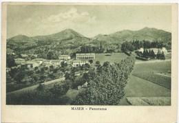 MASER - TREVISO - CARTOLINA VIAGGIATA NEL 1954 - Treviso