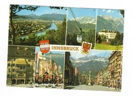 Cartolina Postale - Austria - Innsbruck 1 - Viaggiata - Austria