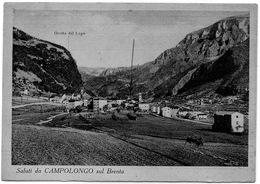 CAMPOLONGO SUL BRENTA  - VICENZA - CARTOLINA VIAGGIATA NEL 1950 - Vicenza