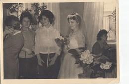 "UKRAINE. #1606 A PHOTO. ""WEDDING. WOMEN AND BRIDES. WREATH. BEAUTIFUL GIRLS. *** - Proiettori Cinematografiche"