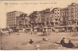 Middelkerke, Het Strand En De Dijk (pk58760) - Middelkerke