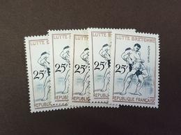 N° 1163 X5  Neuf ** Gomme D'Origine  TTB - Unused Stamps