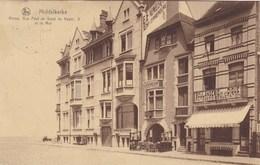 Middelkerke, Rue Paul De Smet De Nayer Et La Mer, Boulangerie De La Digue (pk58762) - Middelkerke