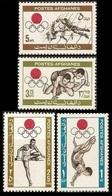 1964Afghanistan923-261964 Olympiad Tokio1,50 € - Summer 1964: Tokyo
