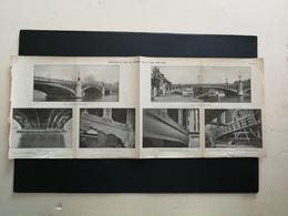 ANNALES PONTS Et CHAUSSEES (Dep 92) - Réparation Du Pont De Suresnes, Sur La Seine, Près De Paris - 1925 (CLB75) - Travaux Publics