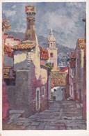 AO70 Dubrovnik, Na Pelinama - Art Postcard - Croatia
