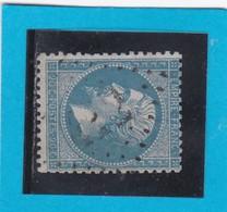 N° 22  GC  412  BEDARIEUX  / 33 - HERAULT  - REF 14116 - 1862 Napoleon III