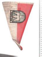 REF ENV : Fanion Flag Pennant Stendardo Touristique Ancien : Bad Ragaz - Obj. 'Remember Of'