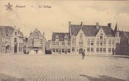 Nieuwpoort, Nieuport, Le Collège (pk58766) - Nieuwpoort