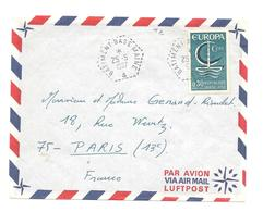 """ENVELOPPE POSTE NAVALE  """" BATIMENT - BASE  MAINE """"   CAD HEX  DU  25 5 1967   Type  1 - Marcophilie (Lettres)"""