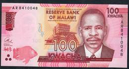 MALAWI P65a 100 Kwacha 1.1.2004 #AR UNC. - Malawi