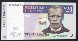 MALAWI P38b 20  Kwacha 1.1.1997 #AL UNC. - Malawi
