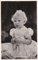 AP43 Royalty - HRH Princess Anne - RPPC - Royal Families