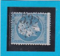 N° 22  GC  532  BORDEAUX  / 32 - GIRONDE  - REF 14116 - 1862 Napoleon III