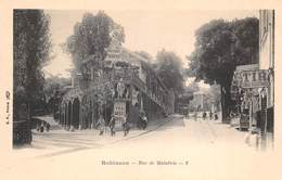 92 - Robinson - Beau Cliché De La Rue De Malabris - (vrai Arbre Robinson - Magasin Tir-cible électrique - Piétons ) - N1 - France
