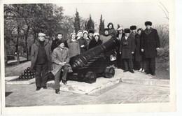 """UKRAINE. #1611 A PHOTO. """"SEVASTOPOL. WINTER. RESTING GROUP. CAMERA. *** - Proiettori Cinematografiche"""