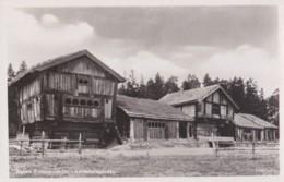 AR22 Norsk Folkemuseum, Satesdatsgarden - RPPC - Norway