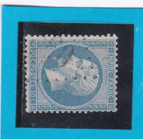 N° 22  GC  560   BOURG-ARGENTAL  / 84 - LOIRE  - REF 14116 - 1862 Napoleon III