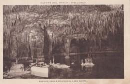 AR22 Cuevas Del Drach, Mallorca, Esquipe Para Explorar El Lago Martel - Mallorca