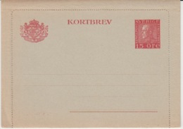 SWEDEN KORTBRIEF - Interi Postali