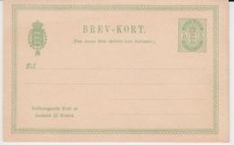 DENMARK BREV-KORT - Entiers Postaux