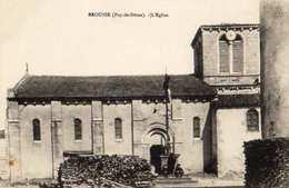 63 - BROUSSE L'EGLISE - France