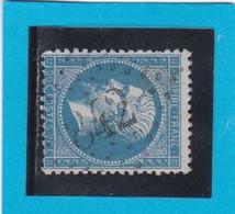 N° 22  GC  842   CHALON-sur-SAONE  / 70 - SAONE Et LOIRE  - REF 14116 - 1862 Napoleon III