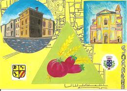 ITALIA - 1995 SORAGNA (PR) XVIII Mostra Artigianato Agricoltura Commercio Su Cartolina Speciale - Vacanze & Turismo