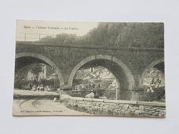 40623 -  Salm  Chateau Vielsalm - Le  Viaduc - Vielsalm