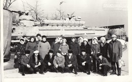 "UKRAINE. #1612 A PHOTO. ""SEVASTOPOL. WINTER. RESTING GROUP. SHIP.  *** - Proyectores De Cine"