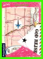 ILLUSTRATEUR, CHARLOTTE WINSLOW BRIXEN - CARTE PRIORITAIRE - GOD REJSE - GO-CARD 2002 No 6050 - - Illustrateurs & Photographes