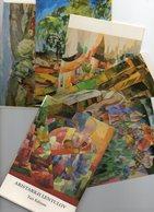 Serie 12 Cartoline ARISTARKH LENTULOV - TETI EDITORE - NON  VIAGGIATE - Postcards