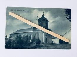 GENAPPE «Église De LOUPOIGNE Nº 10 S.B.P «(1911) - Genappe