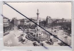 Marseille (13) Place Castellane Et Fontaine Cantini (Nombreuses Voitures Des Année 50) - Castellane, Prado, Menpenti, Rouet