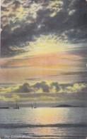 AP44 The Golden Morn - Sunrise Over A Lake - Postcards