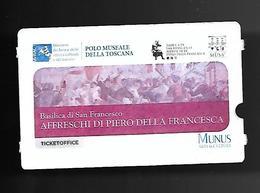 Biglietto Di Ingresso - Polo Museale Della Toscana - Biglietti D'ingresso